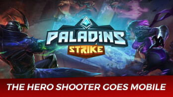New MOBA for mobile: a mix between LoL, Overwatch, Dota
