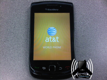 BlackBerry Bold 9800 confirms it is AT&T bound
