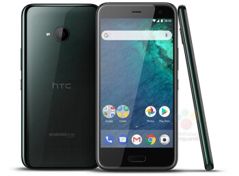 HTC U11 Life in Brillian Black