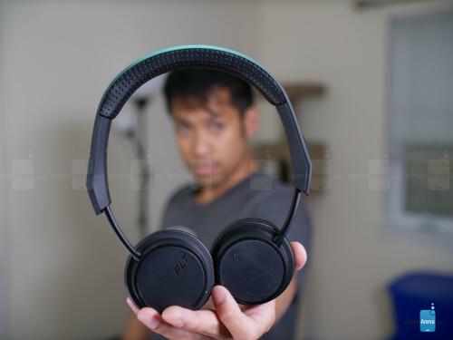 Plantronics BackBeat Fit 500 hands-on