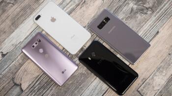 Best smartphone cameras compared: LG V30 vs iPhone 8 Plus, Galaxy Note 8, HTC U11