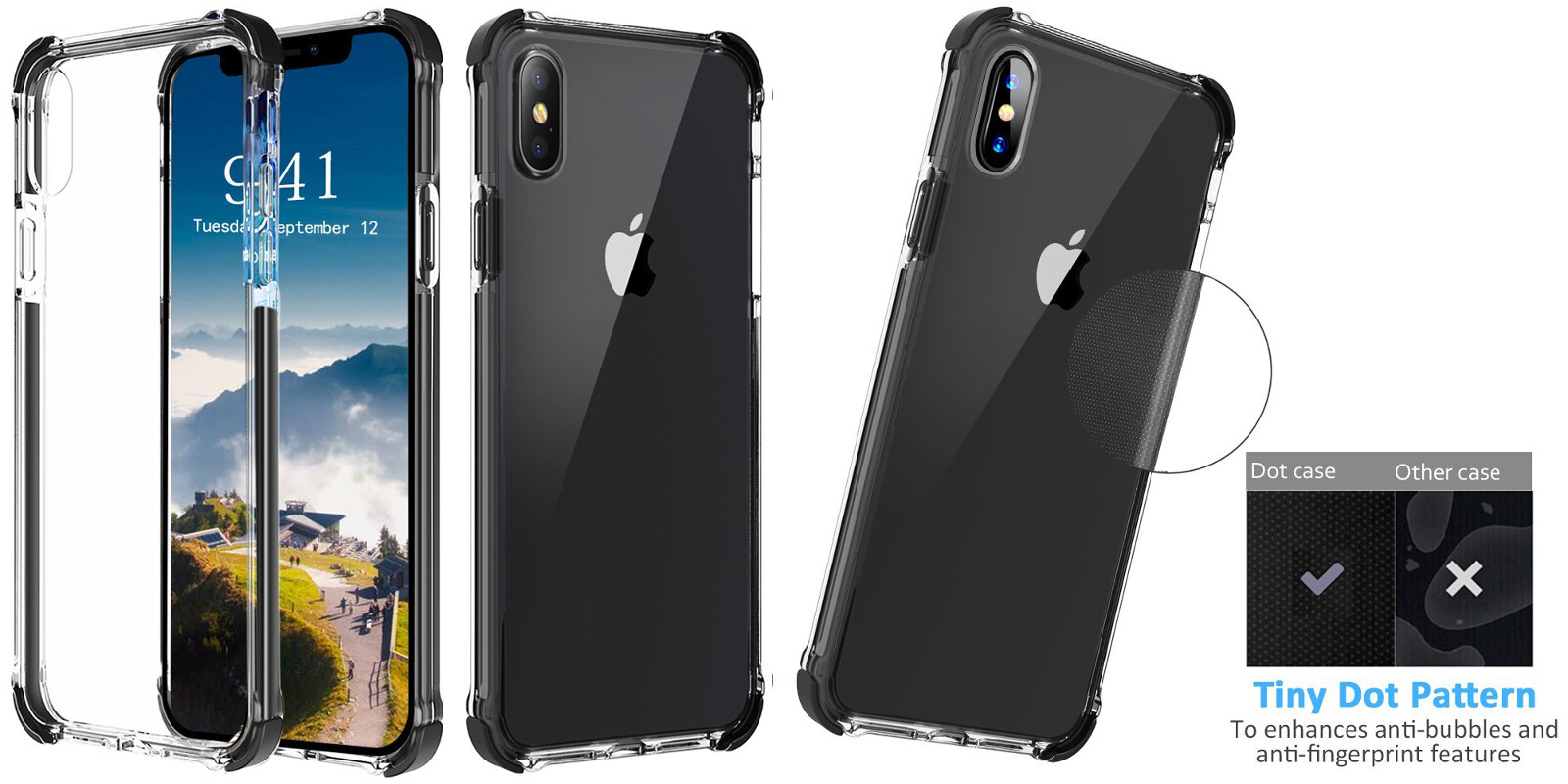 sale retailer ce226 67ef0 iPhone X bumper cases: protect your device, don't hide its style ...