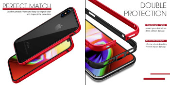 iPhone X bumper cases: protect your device, don't hide its style