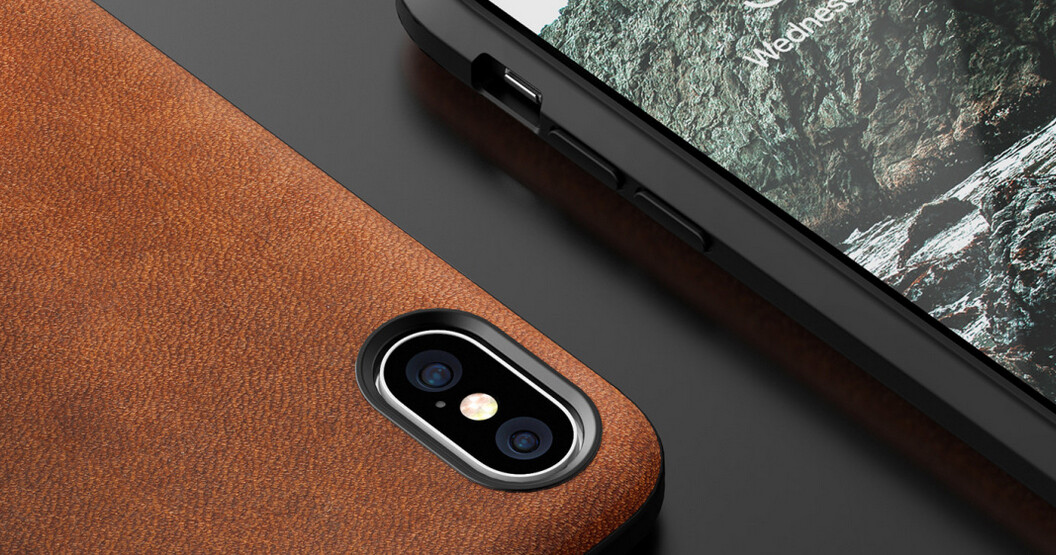buy popular 67993 afd79 The best leather cases for iPhone X - PhoneArena