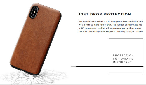 buy popular 83daa 7d7f7 The best leather cases for iPhone X - PhoneArena