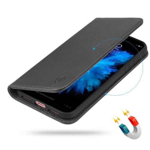 Shieldon iPhone X Wallet Case
