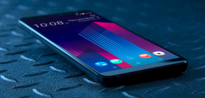 HTC U11+ is announced with 18:9 HDR display, translucent back design, huge battery