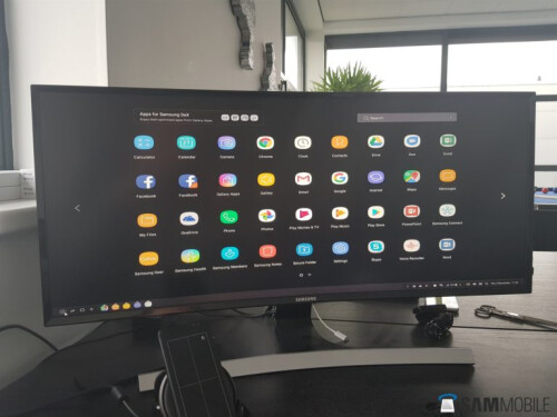 Samsung Dex has been improved