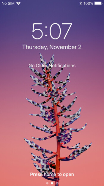 How to clear all notifications in iOS 11