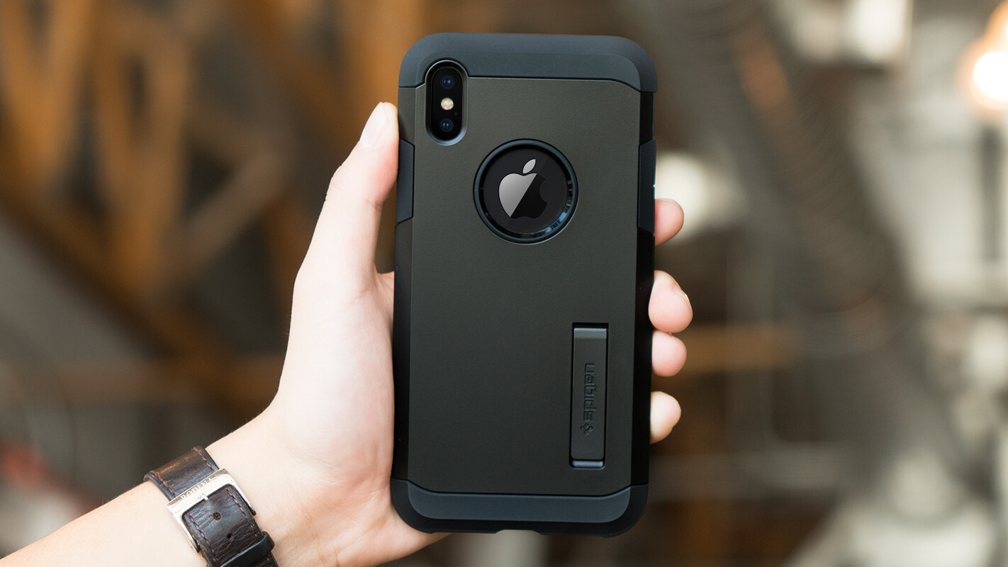the best attitude 331ff b0344 Got the iPhone X? Defend it with Spigen's cases! - PhoneArena