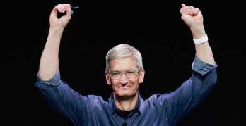 Apple expects next quarter to be its best quarter ever with over $84 billion in revenue