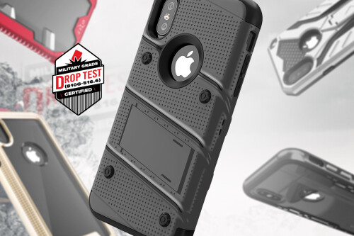 Zizo Bolt case for the iPhone X