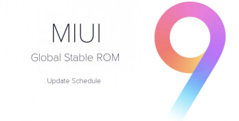 MIUI 9 is starting its global rollout today to some Xiaomi devices, here's a schedule for all the rest