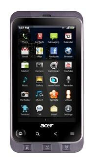 """Android powered Acer Stream dubbed as """"the Perfect Entertainment Machine"""""""