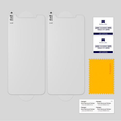 Spigen iPhone X screen protector