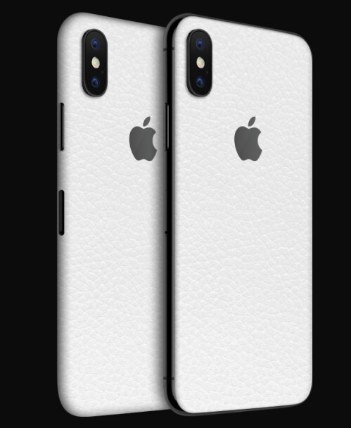 dbrand skins for the iPhone X