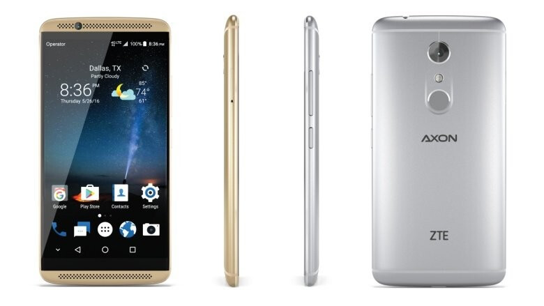 """ZTE to launch a sequel to the """"incredibly successful"""" Axon 7 soon"""