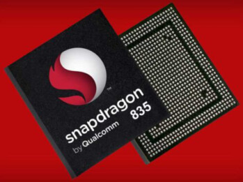 The Snapdragon 835 chipset is Qualcomm's current top-of-the-line SoC