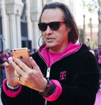 T-Mobile CEO John Legere told Sprint CEO Marcelo Claure that T-Mobile's board didn't want the deal to die