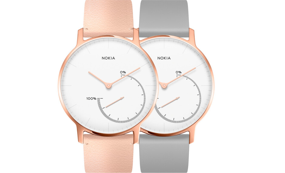 Nokia Steel Limited Edition hybrid smartwatches launched