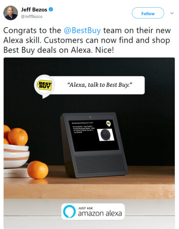 Use the Best Buy Skill to shop at Best Buy with your Alexa personal assistant