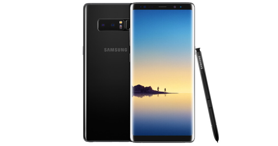 Samsung launches the Galaxy Note 8 Enterprise Edition in the US
