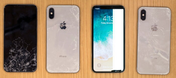 Tests conducted by Square Trade show that the Apple iPhone X is easy to break and is expensive to repair