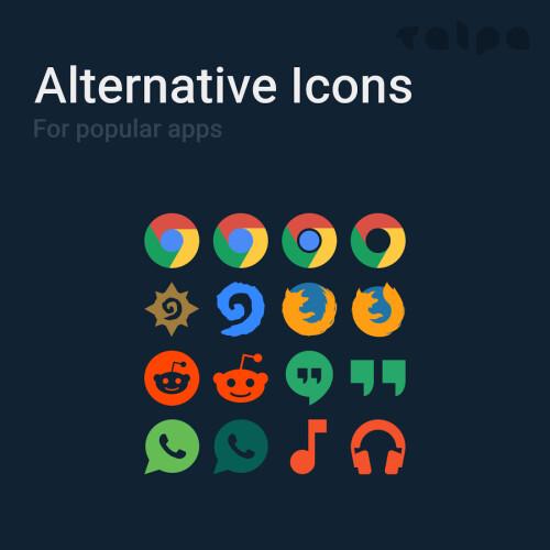 Talpa icon pack