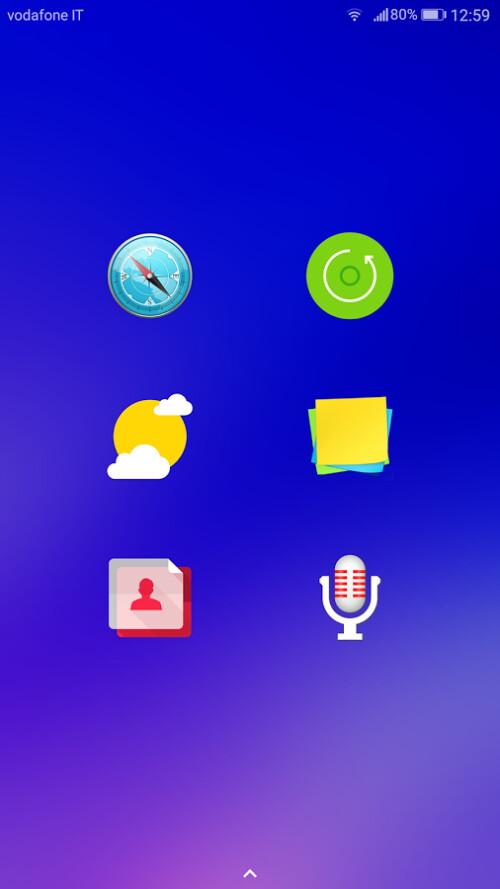 SENSE 10 icon pack