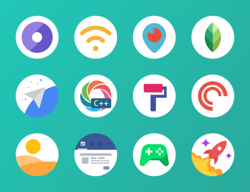 Potem icon pack