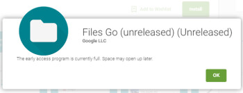 Google intros Files Go, a free file manager for Android