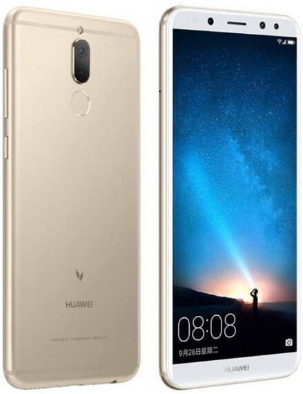 The Huawei Mate 10 Lite has launched in Germany - Huawei Mate 10 Lite launches in Germany with four cameras on board