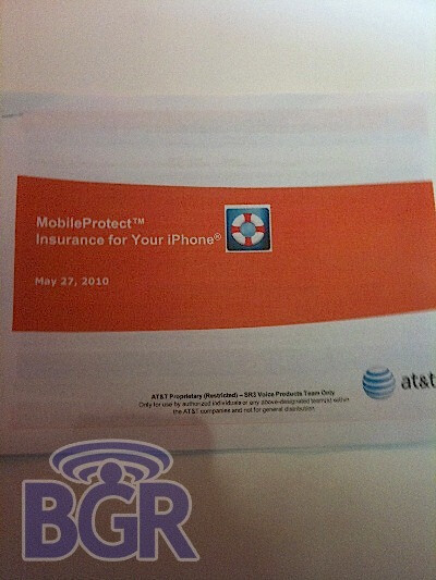 AT&T's MobileProtect brings insurance to the iPhone for $13.99/month
