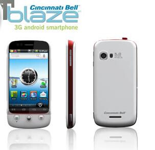 Cincinnati Bell rings in support for the Nexus One and one other Android device