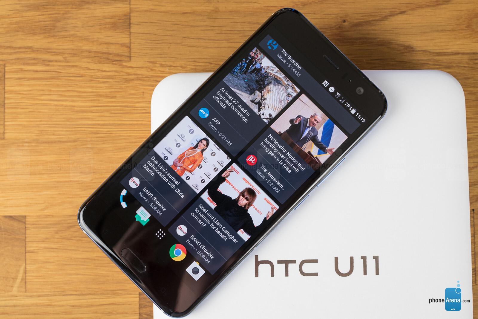 2017 top-tier smartphones that still have a fingerprint scanner on