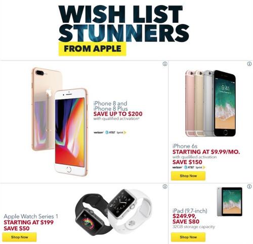 Best Buy's 2017 deals on phones