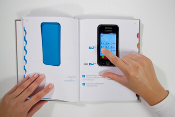 Out of the Box helps cellphone novices learn about their phone