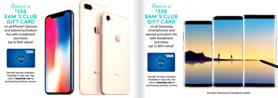 get 290 340 off the price of an iphone 8 x 8 plus or galaxy s8
