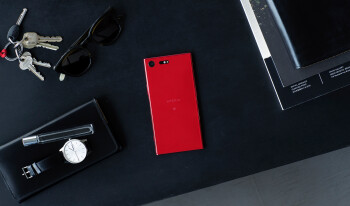Alluring red Sony Xperia XZ Premium now available in the US