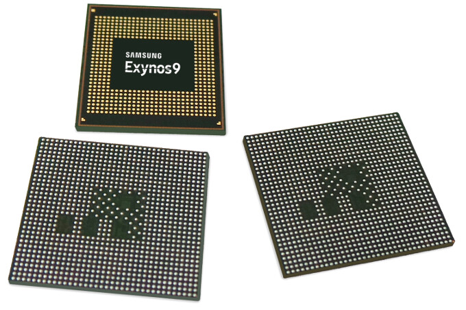 The first true 9-series Exynos is here, but it is still made with the 10nm process - Samsung unveils the eventual Galaxy S9 chipset, Exynos 9810