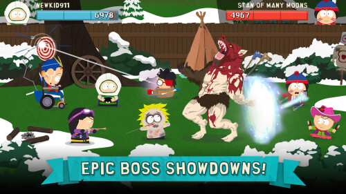 South Park Phone Destroyer