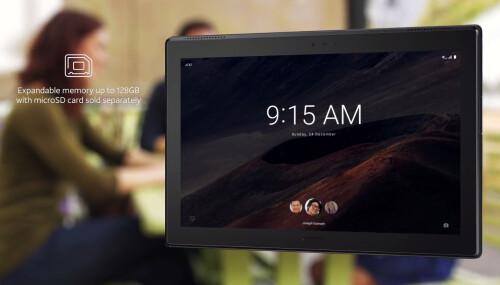 AT&T's Lenovo Moto Tab