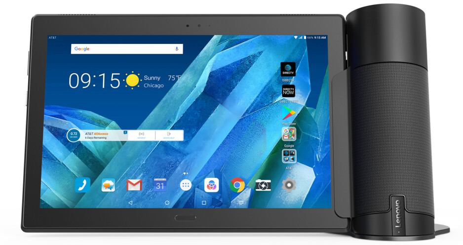 Meet the Lenovo Moto Tab, an interesting tablet coming soon to AT&T