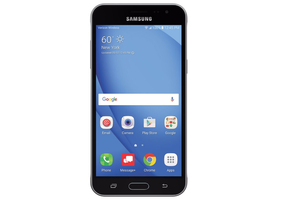 Samsung Galaxy J3 2016 Specs Hp Android J5 Verizon Starts Pushing 70 Nougat Update To