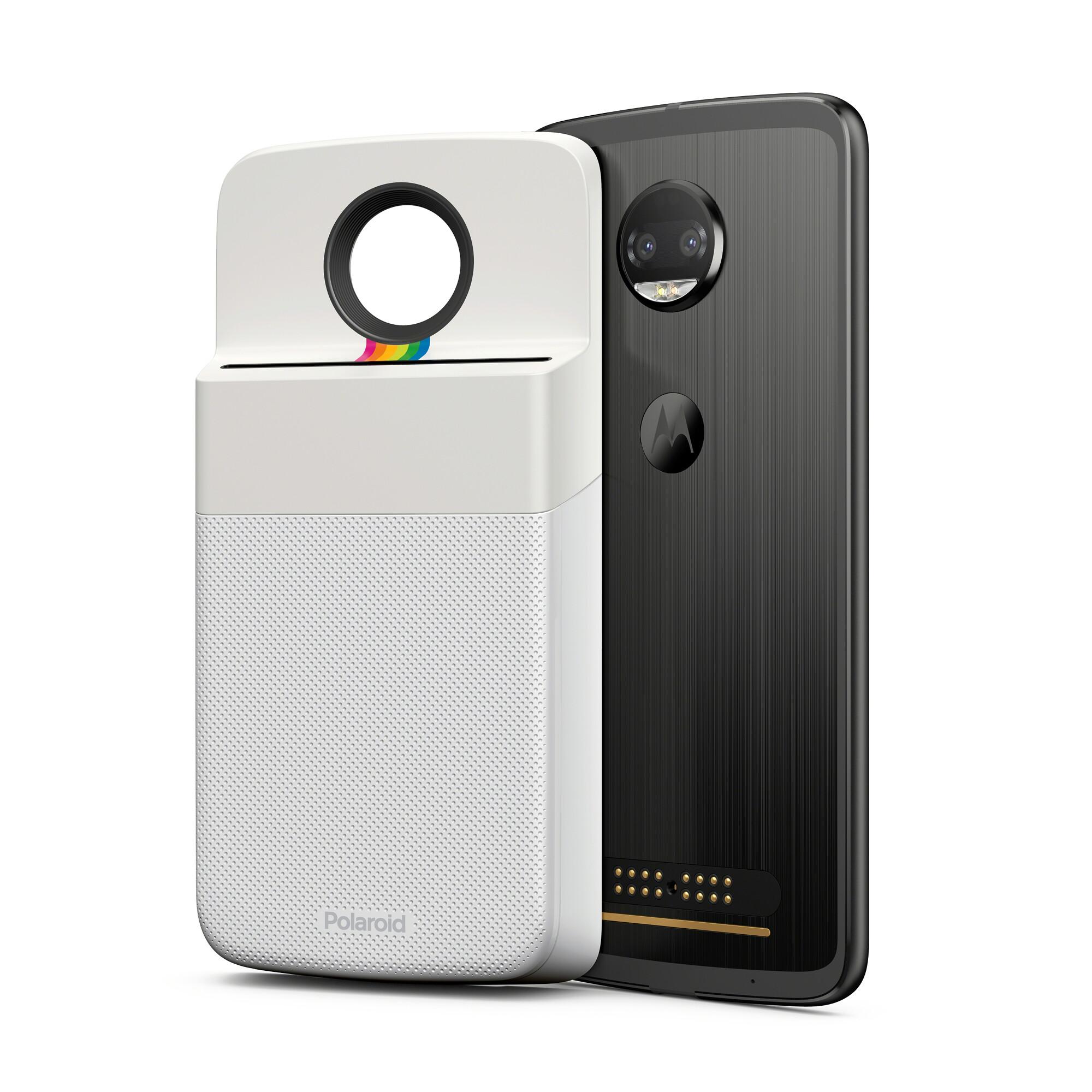 Motorola's Polaroid Insta-Share Printer moto mod goes ...