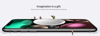 iPhone X takes the spotlight in Apple's 2017 holiday gift guide