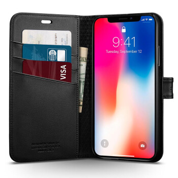 4e3e75496512 These are the best wallet cases for the iPhone X: Premium device ...