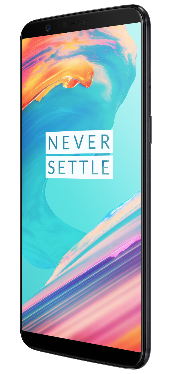 """OnePlus 5T goes official: 6"""" bezel-less design, better low-light camera, great price"""