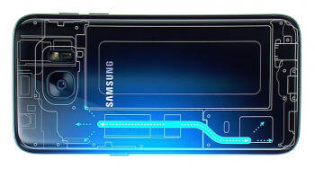 Samsung to continue to use heat pipes for its flagships in 2018 despite the high price