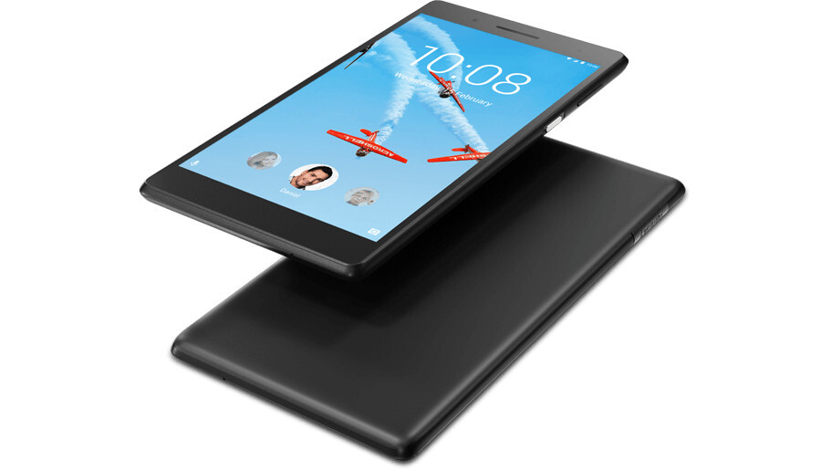 Lenovo Tab 7 - Lenovo launches two affordable Android tablets: Tab 7 and Tab 7 Essential
